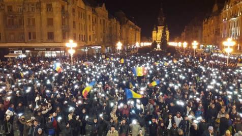 protest piata victoriei 5.11.17 5