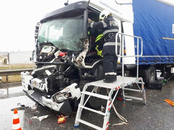 accident centura Lugoj 1