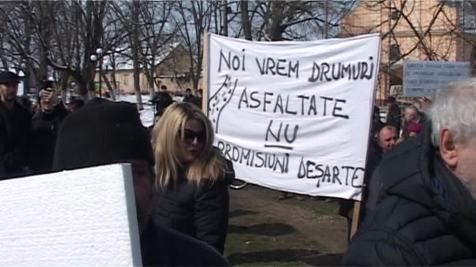 ARADCU PROTEST DRUM ARAD SA24MART (19)