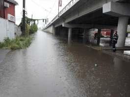 inundatii pod calea sagului 2