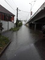 inundatii pod calea sagului 3