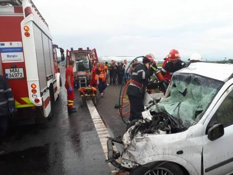 accident autostrada A1 contrasens (8)