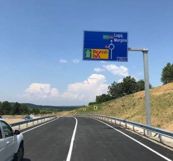 autostrada deva lugoj giratoriu 4