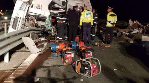 accident autostrada arad (1)