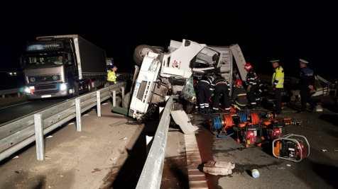 accident autostrada arad (6)