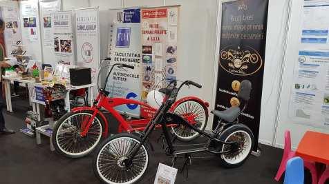 bicicleta salon auto Birtok Baneasa 2