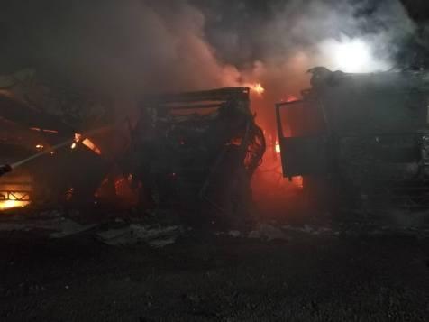 incendiu parcare Arad (4)