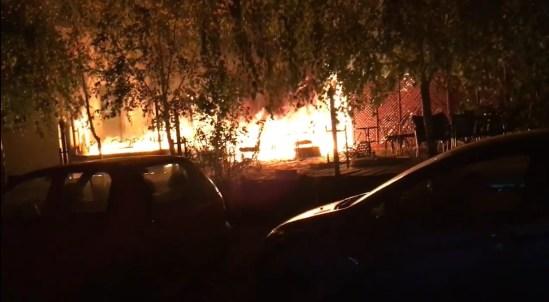 incendiu roma