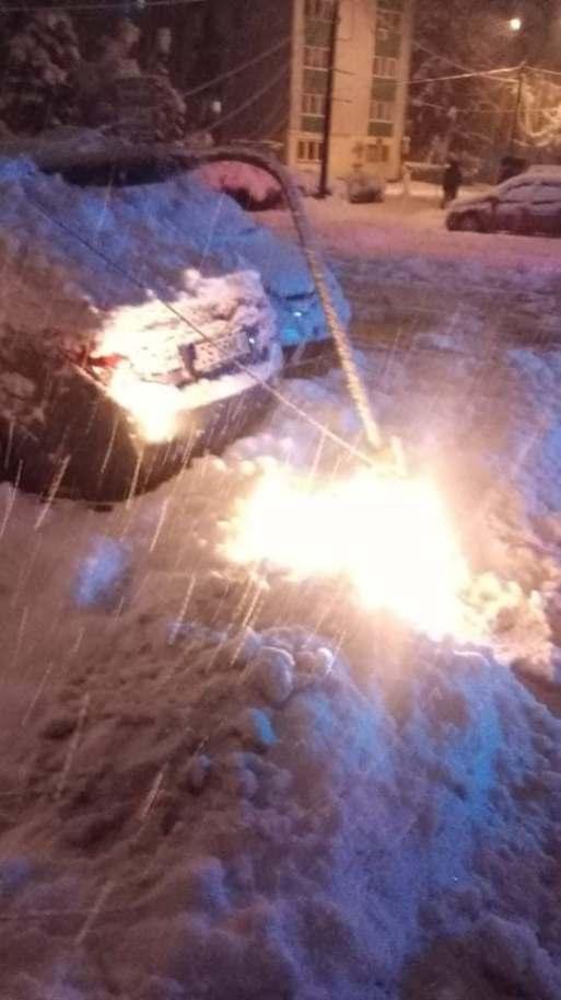 ninsoare iarna zapada Resita (4)