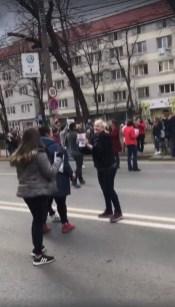 protest Sever Bocu