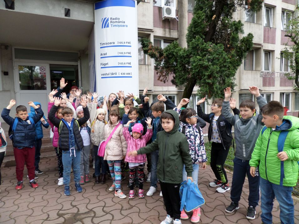 Clasa a II-a, Școala 25 Timișoara