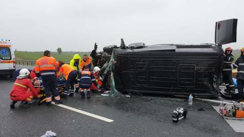 accident A1 2