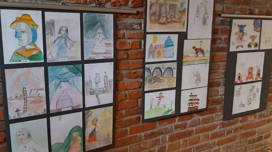20190516_174224 Expozitie copii arta plastica spaniola Bastion