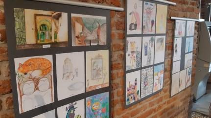 20190516_174546 Expozitie copii arta plastica spaniola Bastion