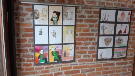 20190516_175733 Expozitie copii arta plastica spaniola Bastion
