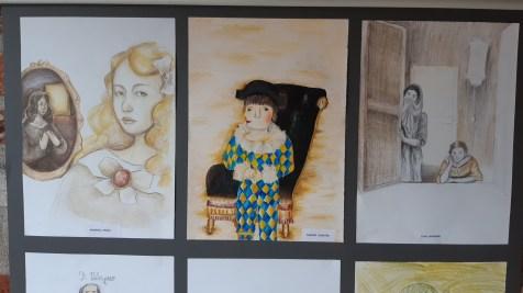 20190516_175744 Expozitie copii arta plastica spaniola Bastion