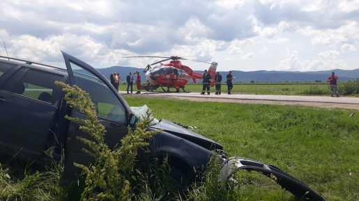 accident Arad 1