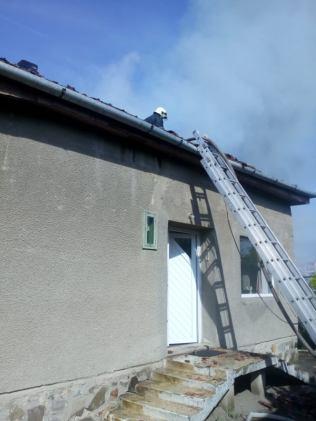incendiu Sannicolau Mare ISU Timis (5)