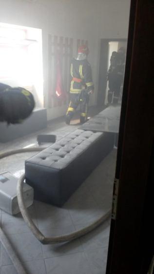 incendiu sauna 1