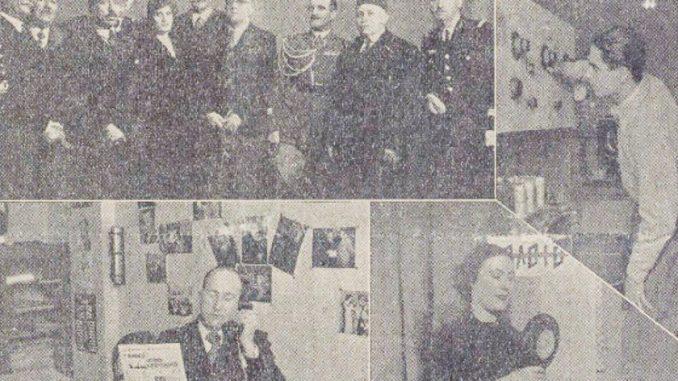 Radio Tunis en 1937