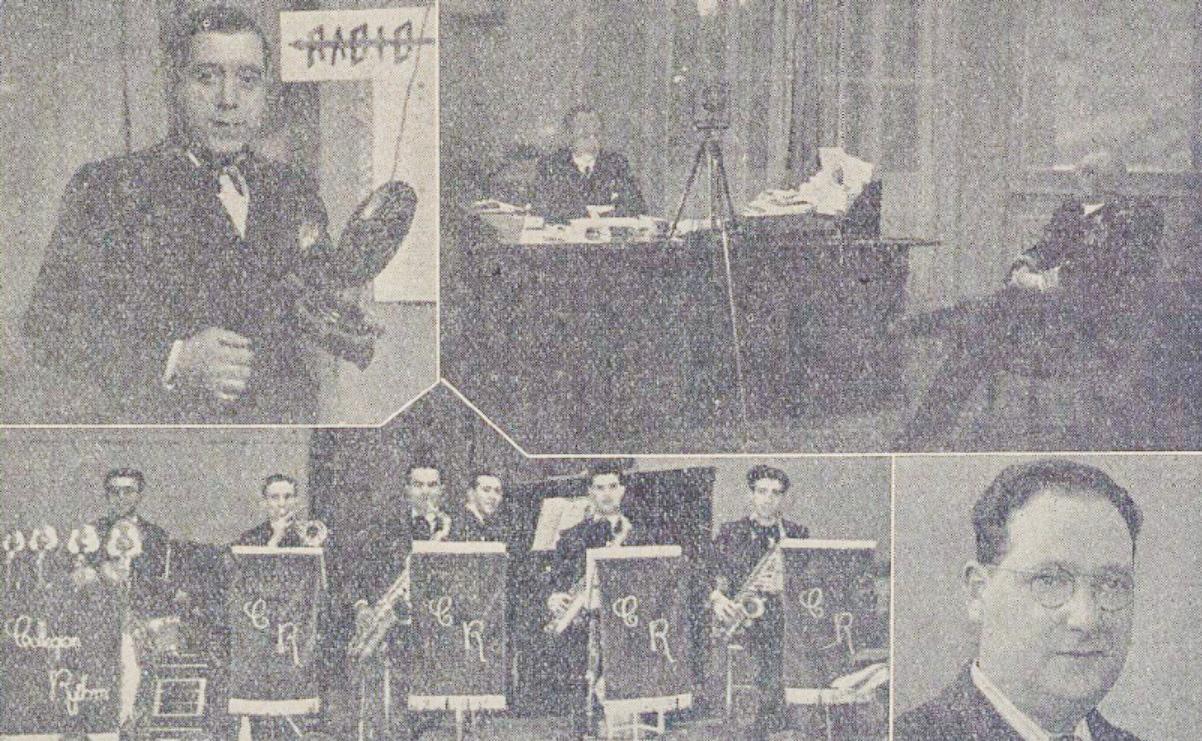 Radio-Tunis en 1937