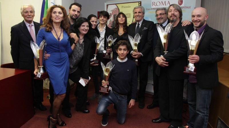 """""""Premio Vincenzo Crocitti"""" 2015"""