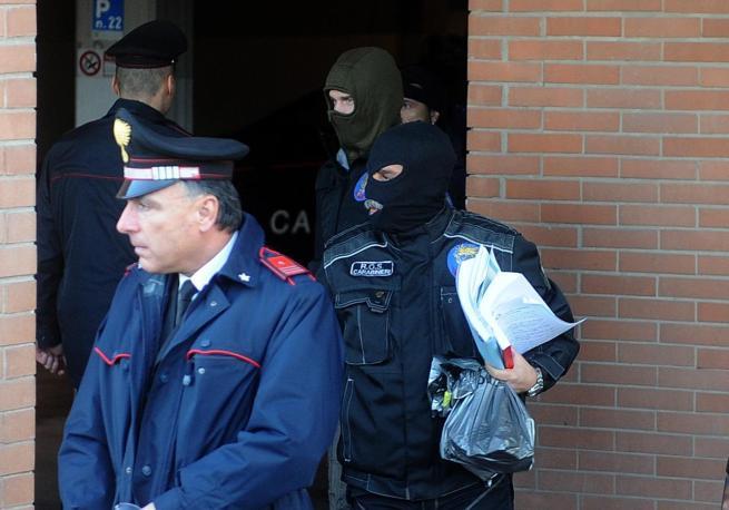 Mafia: blitz Ros di Catania, 31 arresti, tra i quali 4 lentinesi