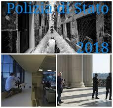 POLIZIA, PRESENTAZIONE CALENDARIO 2018