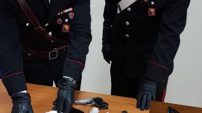 Lentini, carabinieri  arrestano due lentinesi per armi e munizioni