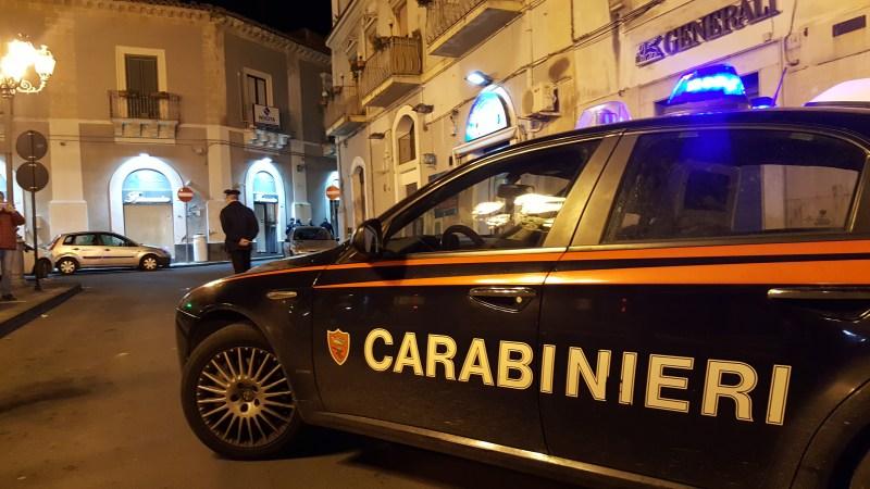 Carabinieri, Siracusa e provincia  nei numerosi servizi nel corso delle festività 250 militari impegnati per la sicurezza.