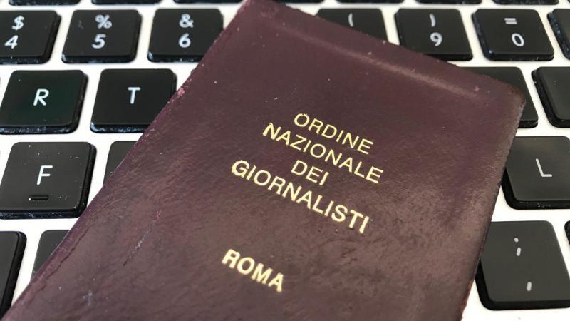 Giornalisti: approvate le linee guida di riforma dell'Ordine