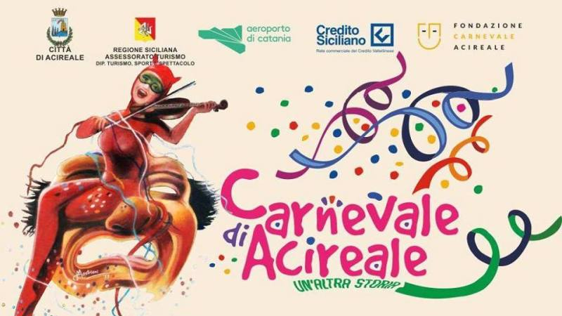 """Acireale, il Carnevale ripreso da Rai2 a """"Sereno Variabile"""""""