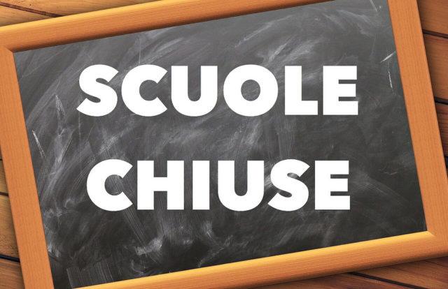 A Lentini il sindaco Saverio Bosco chiude le scuole fino al 23 gennaio