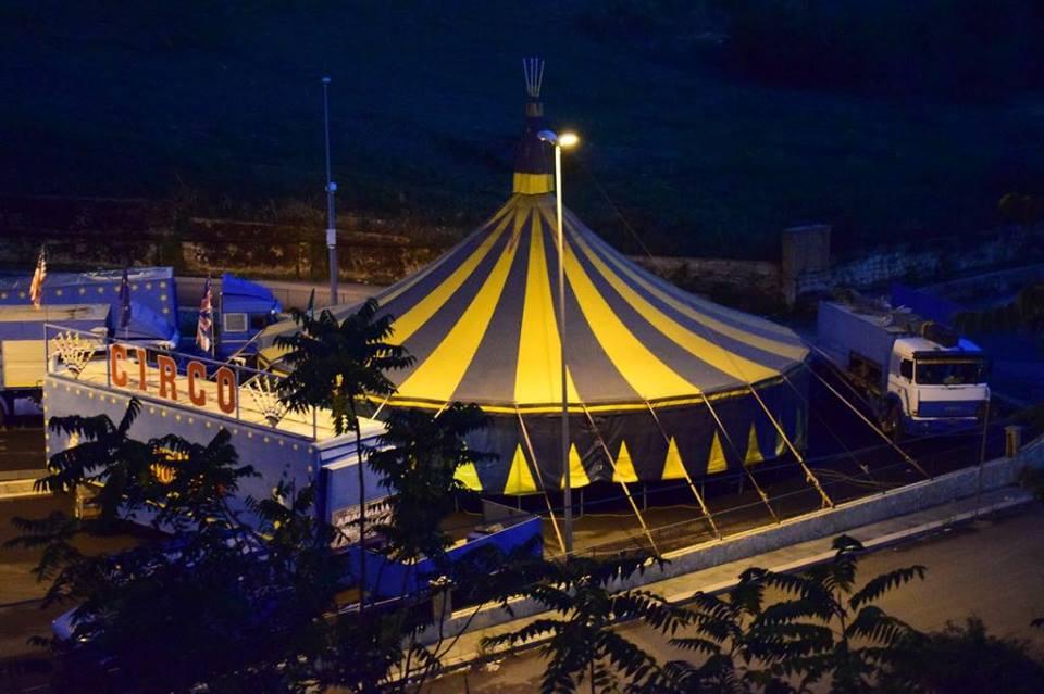 A Palagonia l'esclusivo Circo Acquatico Torres, pronto a stupire il pubblico  Nel catanese un ciclone di allegria dall' 1 al 6 maggio