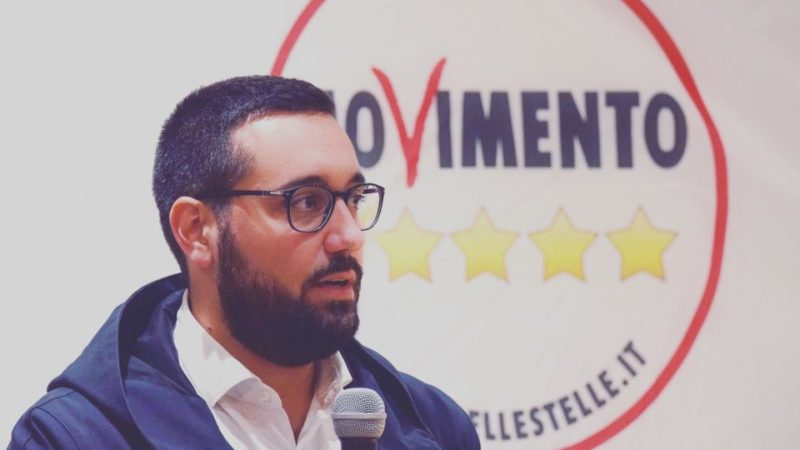 """Palermo, Sunseri (M5S): """"Dal governo Conte un'importantissima e concreta mano d'aiuto ai Comuni siciliani col Decreto Ristori"""""""