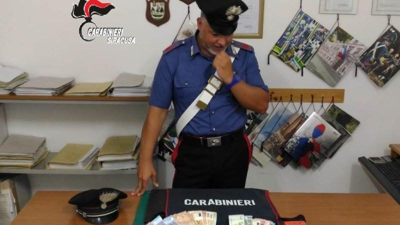 PORTOPALO, DETENEVA IN CASA STUPEFACENTE: ARRESTATO DAI CARABINIERI