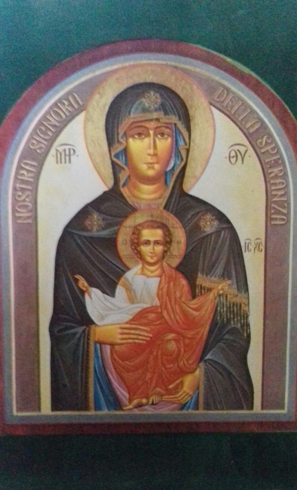 Palermo, Processione della Missione in occasione dell'Assunzione della Beata Vergine Maria