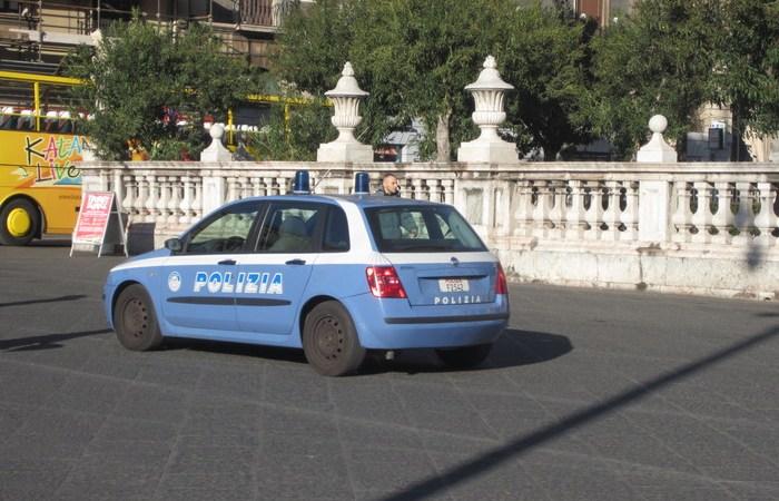 Catania, Droga: blitz della Polizia  contro gruppo Arena