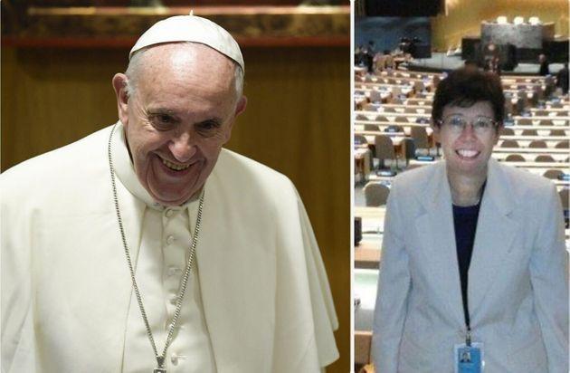 Papa Francesco ha nominato una donna sottosegretario in Segreteria di Stato