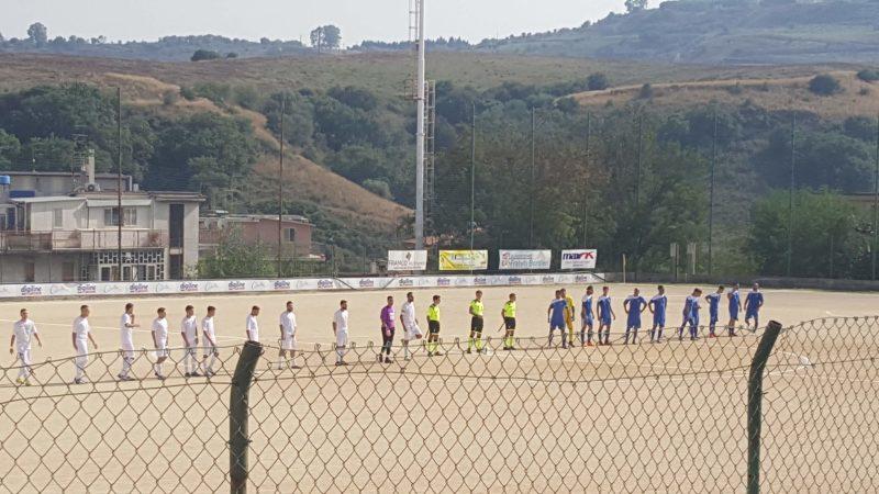 Sport, il Carlentini blocca il blasonato Siracusa
