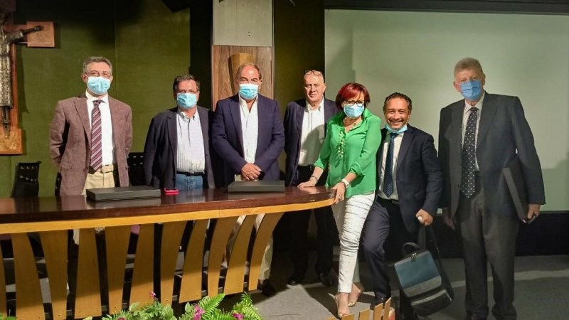 IRCCS OASI, ASP E AIMA DI ENNA SOTTOSCRIVONO UN PROTOCOLLO D'INTESA SULL'ALZHEMIER