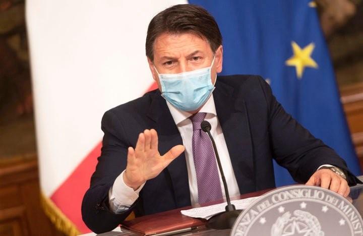 """Roma, Coronavirus, Il presidente del Consiglio dei Ministri Giuseppe Conte:  """"Sicilia zona arancione"""" - Radio Una Voce Vicina"""