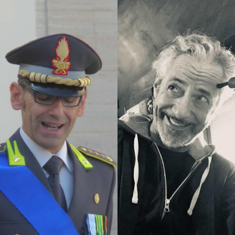 Una Voce In Blu. Il colonnello Luca De Simone e l'artista Michele Conti ospiti della puntata di mercoledì 24 febbraio