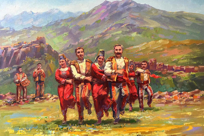 Армяне – это тот народ, для которого, война – это время к сплочению, а мир – к созиданию!