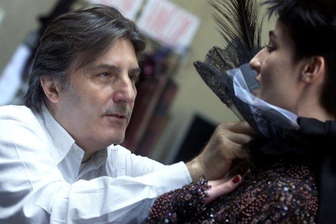 Мастер чувственности, красок и яркости: скончался один из величайших модельеров мира Эмануэль Унгаро
