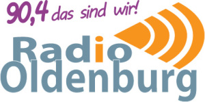 Logo Radio Oldenburg + Slogan