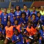 CFU Challenge Cup : Les grenadières marquent 21 buts en 2 matches!