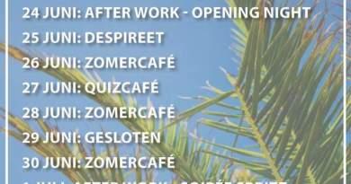 Traditioneel feestweekend ruimt plaats voor een pop-up zomercafé bij de KLJ in Reet bij Rumst