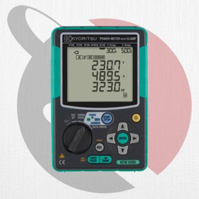power meter kyoritsu 6305
