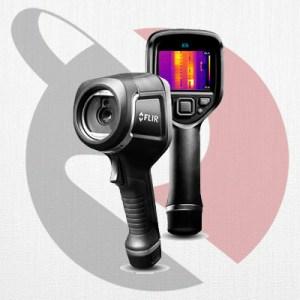 harga infrared camera flir e5